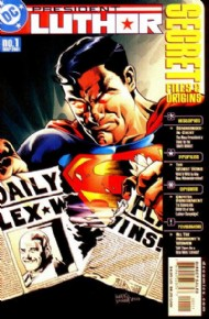 Secret Files and Origins President Luthor 2001 #1
