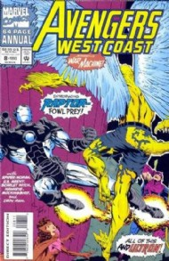 Avengers West Coast Annual 1990 #8