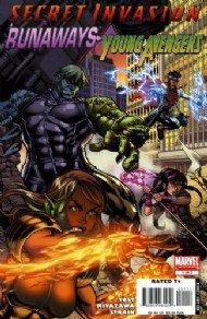 Secret Invasion: Runaways/Young Avengers 2008 #1