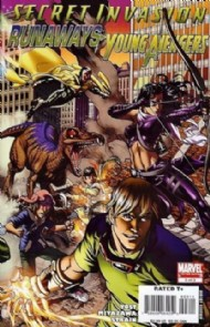 Secret Invasion: Runaways/Young Avengers 2008 #3