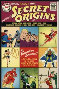Secret Origins (1st Series)  #1