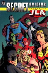 Secret Origins Featuring the Jla 1999