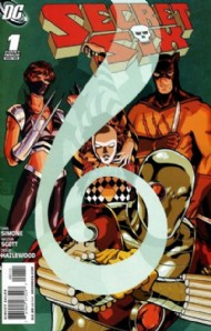 Secret Six (Series Two) 2008 - 2011 #1