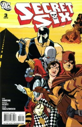 Secret Six (Series Two) #3