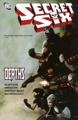 Secret Six (Series Two): Depths
