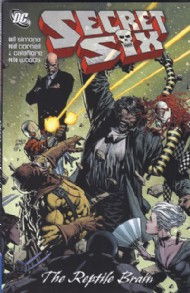 Secret Six (Series Two): the Reptile Brain 2011