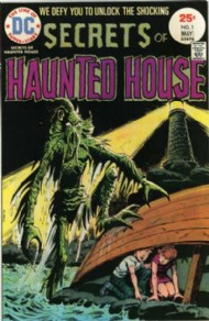 Secrets of Haunted House 1975 - 1982 #1