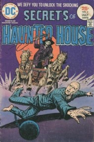 Secrets of Haunted House 1975 - 1982 #2