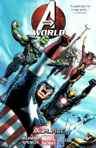 Avengers World: A.I.M. Pire 2014