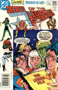 Secrets of the Legion of Super Heroes 1981 #2