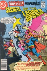 Secrets of the Legion of Super Heroes 1981 #3