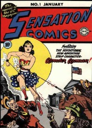 Sensation Comics (1st Series) 1942 - 1952 #1