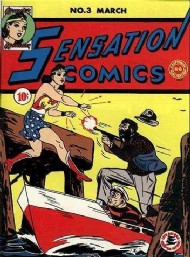 Sensation Comics (1st Series) 1942 - 1952 #3