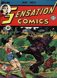 Sensation Comics (1st Series) 1942 - 1952 #5