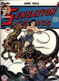 Sensation Comics (1st Series) 1942 - 1952 #6