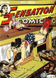 Sensation Comics (1st Series) 1942 - 1952 #10