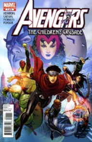 Avengers: the Children's Crusade 2011 - 2012 #1