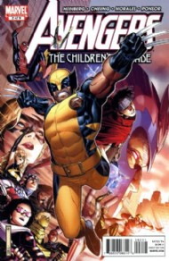 Avengers: the Children's Crusade 2011 - 2012 #2