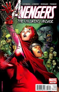 Avengers: the Children's Crusade 2011 - 2012 #3