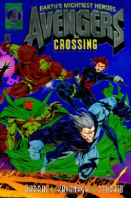 Avengers: the Crossing 1995 #1