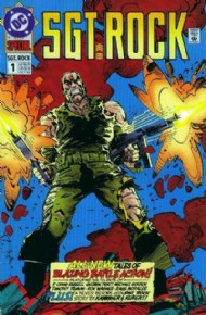 Sgt. Rock Special (2nd Series) 1992 - 1994 #1