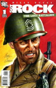 Sgt. Rock: the Lost Battalion 2009 #1