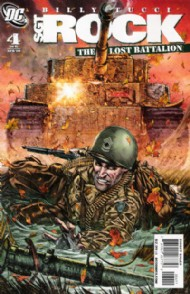 Sgt. Rock: the Lost Battalion 2009 #4