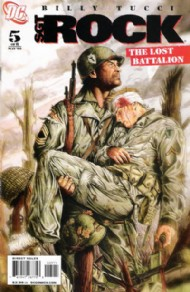 Sgt. Rock: the Lost Battalion 2009 #5