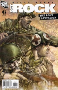 Sgt. Rock: the Lost Battalion 2009 #6