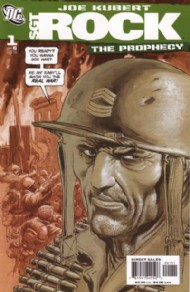 Sgt. Rock: the Prophecy 2006 #1