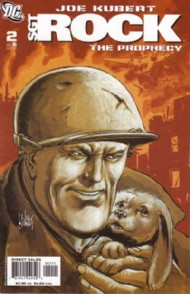 Sgt. Rock: the Prophecy 2006 #2