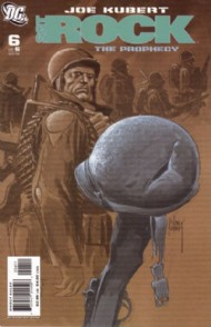 Sgt. Rock: the Prophecy 2006 #6