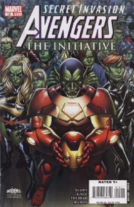 Avengers: the Initiative #15