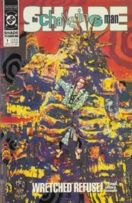 Shade, the Changing Man (2nd Series) 1990 - 1996 #7