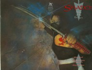 Shado: Song of the Dragon 1992 #4