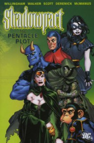Shadowpact: the Pentacle Plot 2007