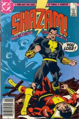 Shazam!:the New Beginning #3