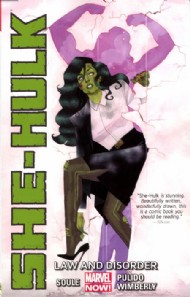 She-Hulk (3rd Series): Law and Disorder 2014