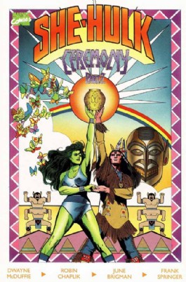 She-Hulk: Ceremony #2