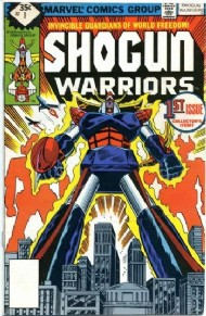 Shogun Warriors 1979 - 1980 #1
