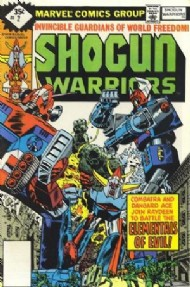 Shogun Warriors 1979 - 1980 #2