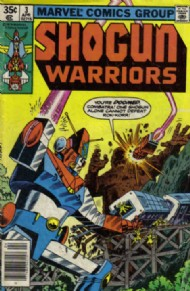 Shogun Warriors 1979 - 1980 #3