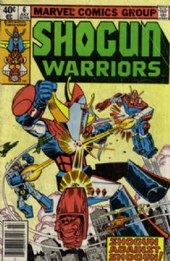 Shogun Warriors 1979 - 1980 #6