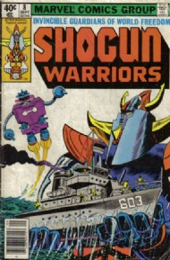 Shogun Warriors 1979 - 1980 #8