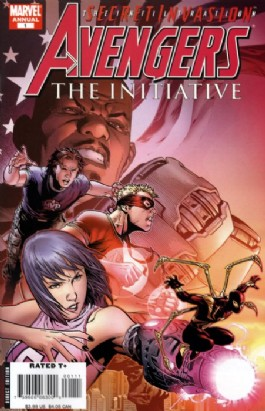 Avengers: the Initiative Annual #1 #1