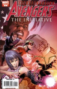Avengers: the Initiative Annual #1 2008 #1