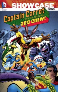 Showcase Presents: Captain Carrot and His Amazing Zoo Crew 2014 #1