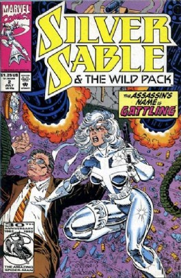 Silver Sable & the Wild Pack #2