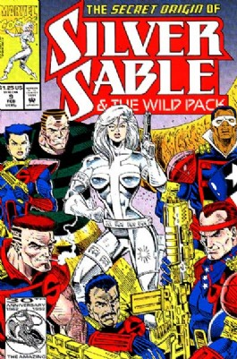 Silver Sable & the Wild Pack #9