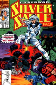 Silver Sable & the Wild Pack 1992 - 1995 #11
